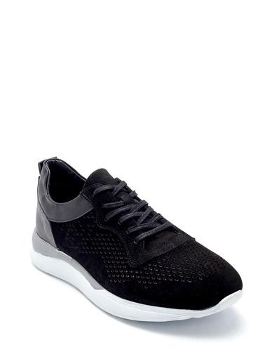 Derimod Erkek Ayakkabı(4029-058) Sneaker Siyah